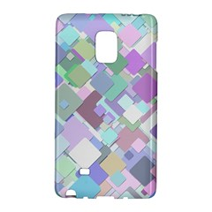 Colorful Background Multicolored Samsung Galaxy Note Edge Hardshell Case
