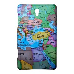 Globe World Map Maps Europe Samsung Galaxy Tab S (8 4 ) Hardshell Case