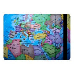 Globe World Map Maps Europe Apple Ipad Pro 10 5   Flip Case by Samandel