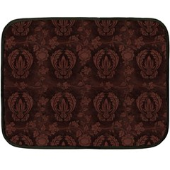 Leather 1568432 1920 Double Sided Fleece Blanket (mini)  by vintage2030