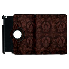 Leather 1568432 1920 Apple Ipad 3/4 Flip 360 Case by vintage2030
