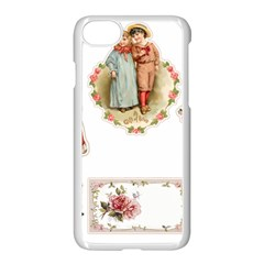 Children 1436665 1920 Apple Iphone 8 Seamless Case (white) by vintage2030