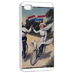Kids 1763423 1280 Apple Iphone 4/4s Seamless Case (white) by vintage2030