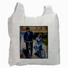 Bicycle 1763283 1280 Recycle Bag (one Side) by vintage2030