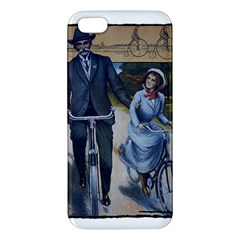 Bicycle 1763283 1280 Apple Iphone 5 Premium Hardshell Case by vintage2030