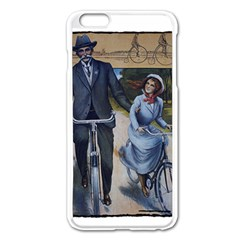 Bicycle 1763283 1280 Apple Iphone 6 Plus/6s Plus Enamel White Case by vintage2030