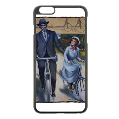 Bicycle 1763283 1280 Apple Iphone 6 Plus/6s Plus Black Enamel Case by vintage2030