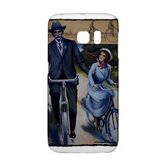 Bicycle 1763283 1280 Samsung Galaxy S6 Edge Hardshell Case by vintage2030