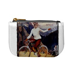 Bicycle 1763235 1280 Mini Coin Purse by vintage2030
