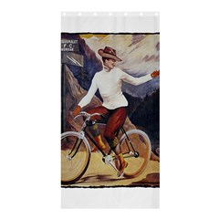Bicycle 1763235 1280 Shower Curtain 36  X 72  (stall)  by vintage2030