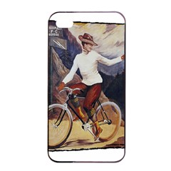 Bicycle 1763235 1280 Apple Iphone 4/4s Seamless Case (black) by vintage2030