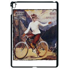 Bicycle 1763235 1280 Apple Ipad Pro 9 7   Black Seamless Case by vintage2030