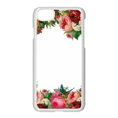 Flower 1770191 1920 Apple Iphone 8 Seamless Case (white) by vintage2030