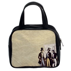 Background 1775359 1920 Classic Handbag (two Sides) by vintage2030