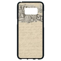 Background 1776472 1920 Samsung Galaxy S8 Black Seamless Case by vintage2030