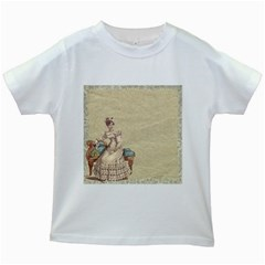 Background 1775324 1920 Kids White T Shirts by vintage2030