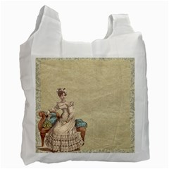Background 1775324 1920 Recycle Bag (one Side) by vintage2030