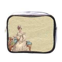 Background 1775324 1920 Mini Toiletries Bag (one Side) by vintage2030
