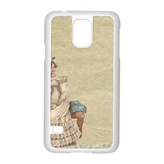 Background 1775324 1920 Samsung Galaxy S5 Case (white) by vintage2030