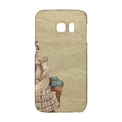 Background 1775324 1920 Samsung Galaxy S6 Edge Hardshell Case by vintage2030