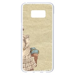 Background 1775324 1920 Samsung Galaxy S8 Plus White Seamless Case by vintage2030