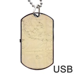 Background 1775382 1920 Dog Tag Usb Flash (one Side) by vintage2030