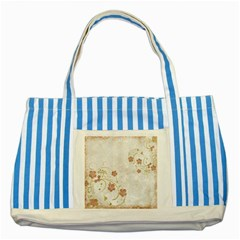 Background 1775372 1920 Striped Blue Tote Bag by vintage2030