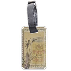 Background 1770118 1920 Luggage Tags (two Sides) by vintage2030