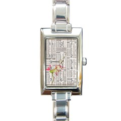 Background 1770129 1920 Rectangle Italian Charm Watch by vintage2030