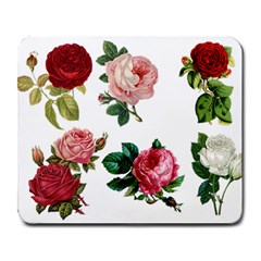 Roses 1770165 1920 Large Mousepads by vintage2030