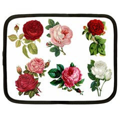 Roses 1770165 1920 Netbook Case (xl) by vintage2030