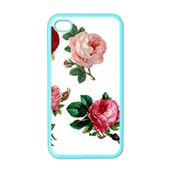Roses 1770165 1920 Apple Iphone 4 Case (color) by vintage2030