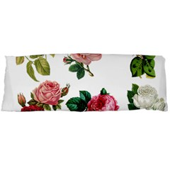 Roses 1770165 1920 Body Pillow Case Dakimakura (two Sides) by vintage2030