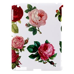 Roses 1770165 1920 Apple Ipad 3/4 Hardshell Case (compatible With Smart Cover) by vintage2030