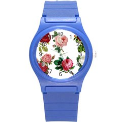 Roses 1770165 1920 Round Plastic Sport Watch (s) by vintage2030