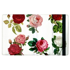Roses 1770165 1920 Apple Ipad 2 Flip Case by vintage2030