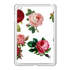 Roses 1770165 1920 Apple Ipad Mini Case (white) by vintage2030