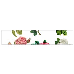 Roses 1770165 1920 Small Flano Scarf by vintage2030
