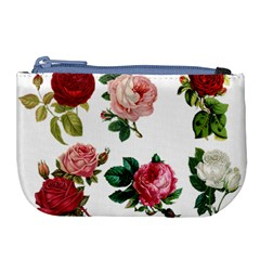 Roses 1770165 1920 Large Coin Purse by vintage2030