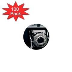 Photo Camera 1  Mini Magnets (100 Pack)  by vintage2030