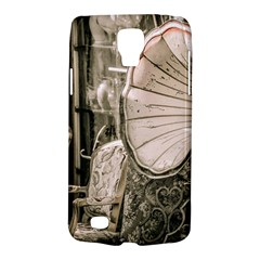 Flea Market Redord Player Samsung Galaxy S4 Active (i9295) Hardshell Case by vintage2030