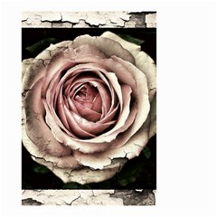 Vintage Rose Small Garden Flag (two Sides) by vintage2030