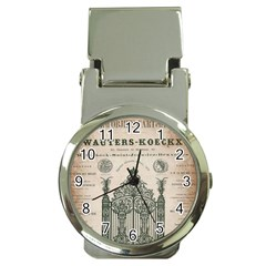Building News Money Clip Watches