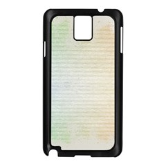 Page Spash Samsung Galaxy Note 3 N9005 Case (black) by vintage2030