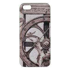 Lottery Apple Iphone 5 Premium Hardshell Case by vintage2030