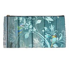 Green Tree Pencil Cases by vintage2030