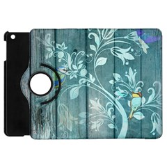 Green Tree Apple Ipad Mini Flip 360 Case by vintage2030