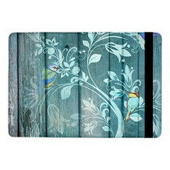 Green Tree Samsung Galaxy Tab Pro 10 1  Flip Case by vintage2030