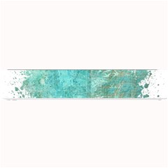 Splash Teal Small Bar Mats by vintage2030