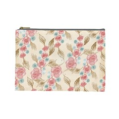 Background 1659247 1920 Cosmetic Bag (large) by vintage2030